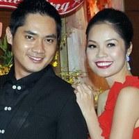 Minh Luân lại thân mật với Cẩm Lynh