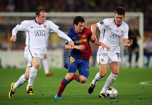 Đêm nay, Barca – MU: Ngọa hổ tàng long - 2
