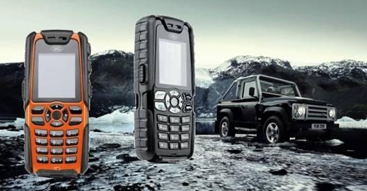 Điện thoại Siêu bền Land Rover S8 - 1