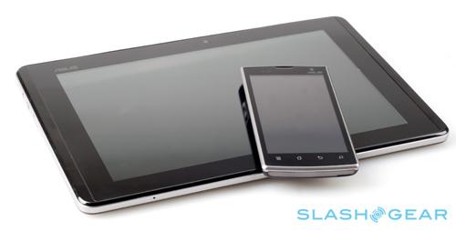 Asus PadFone - smartphone kiêm tablet - 9