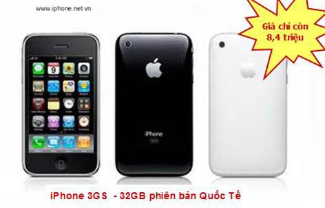 IPhone 3G 8GB giá chỉ còn 4,3 triệu đồng - 8