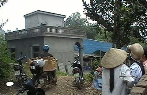 Phú Thọ: Đánh chết vợ con rồi tự sát - 1