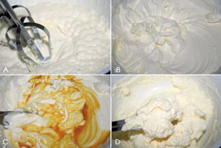 Bánh kem chanh 1