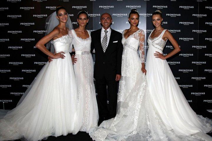 Lung linh váy cưới hàng hiệu Tây Ban Nha - 7