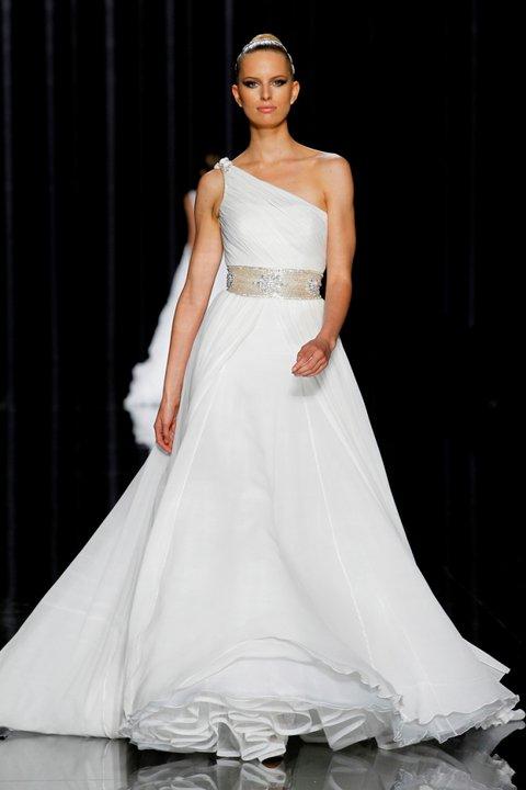 Lung linh váy cưới hàng hiệu Tây Ban Nha - 8