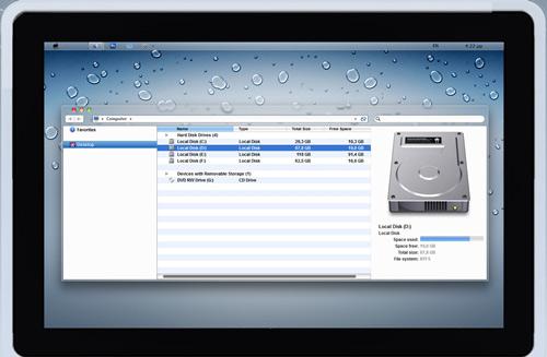 3 giao diện cực đỉnh cho Windows 7 - 3