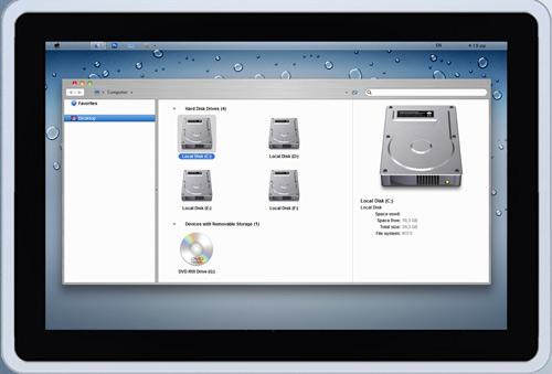 3 giao diện cực đỉnh cho Windows 7 - 4