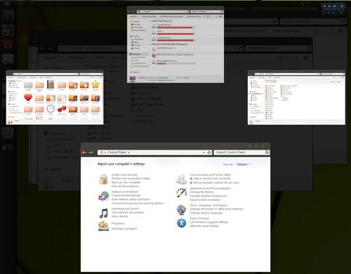 3 giao diện cực đỉnh cho Windows 7 - 9