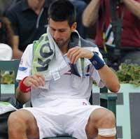 Djokovic không hối hận khi thua Federer