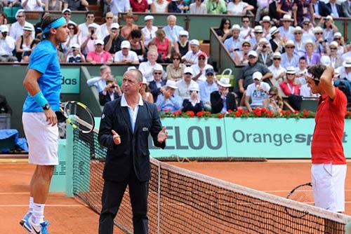 Nadal - Federer: Xứng đáng (Video tennis, Chung kết Pháp mở rộng) - 1