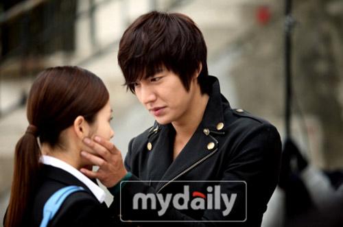 Phim mới Lee Min Ho: Dù hot vẫn ế - 7