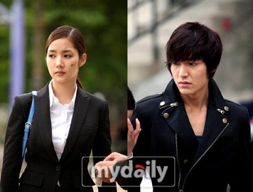 Phim mới Lee Min Ho: Dù hot vẫn ế - 8