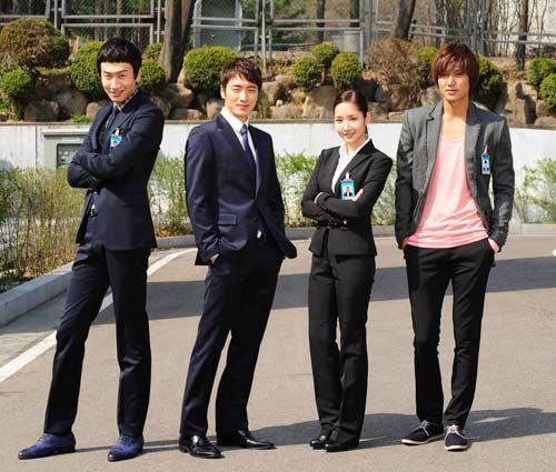 Phim mới Lee Min Ho: Dù hot vẫn ế - 4