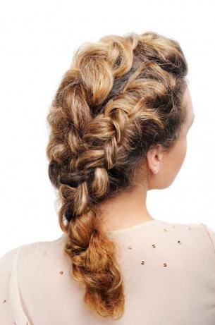 Làm duyên cùng tóc tết - 6