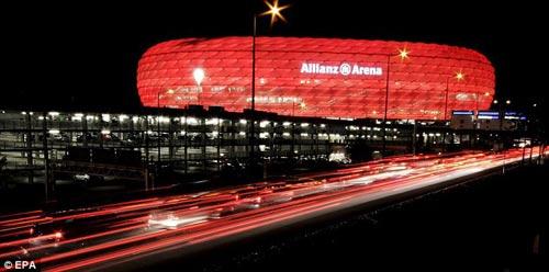 Wembley sẽ đi vào lịch sử cúp C1 - 3