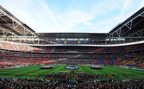 Wembley sẽ đi vào lịch sử cúp C1 - 1