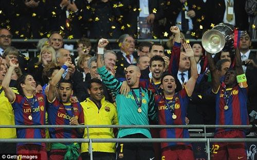 Wembley sẽ đi vào lịch sử cúp C1 - 2
