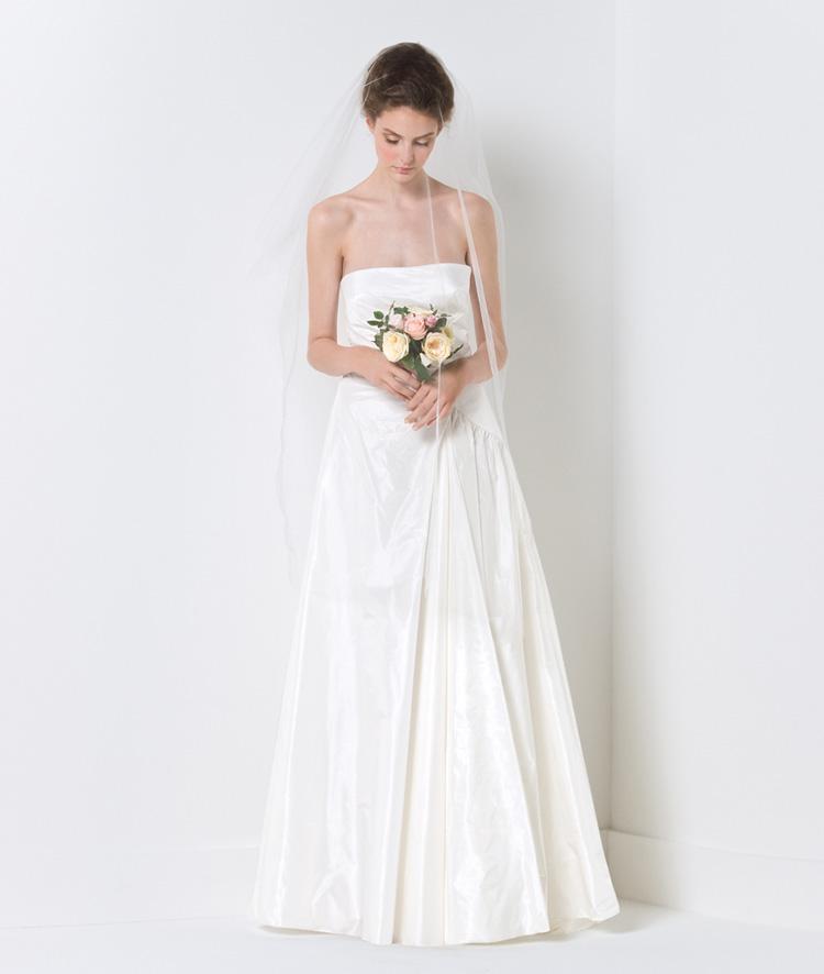 Chọn váy cưới cho cô dâu nhỏ nhắn - 5