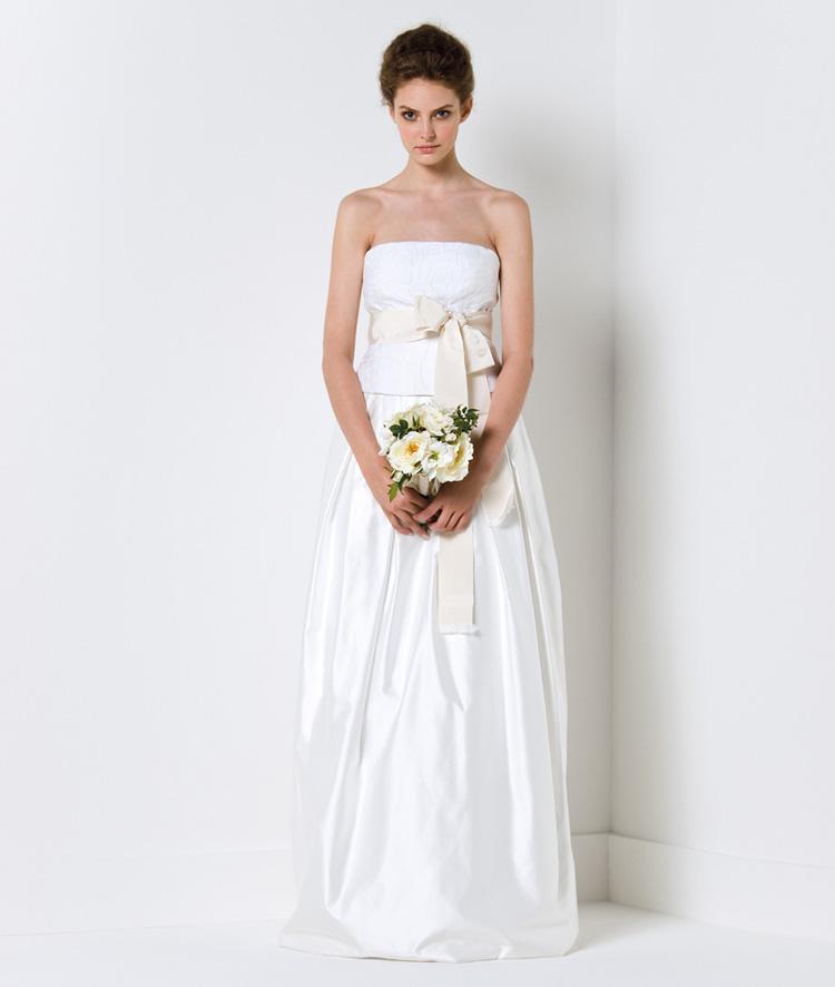 Chọn váy cưới cho cô dâu nhỏ nhắn - 6