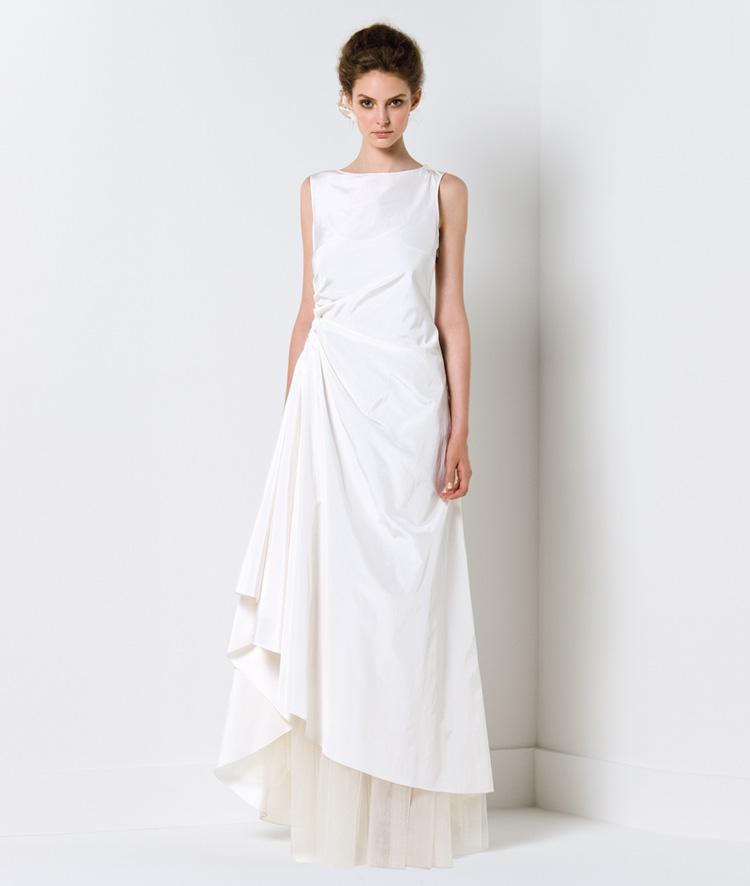 Chọn váy cưới cho cô dâu nhỏ nhắn - 14