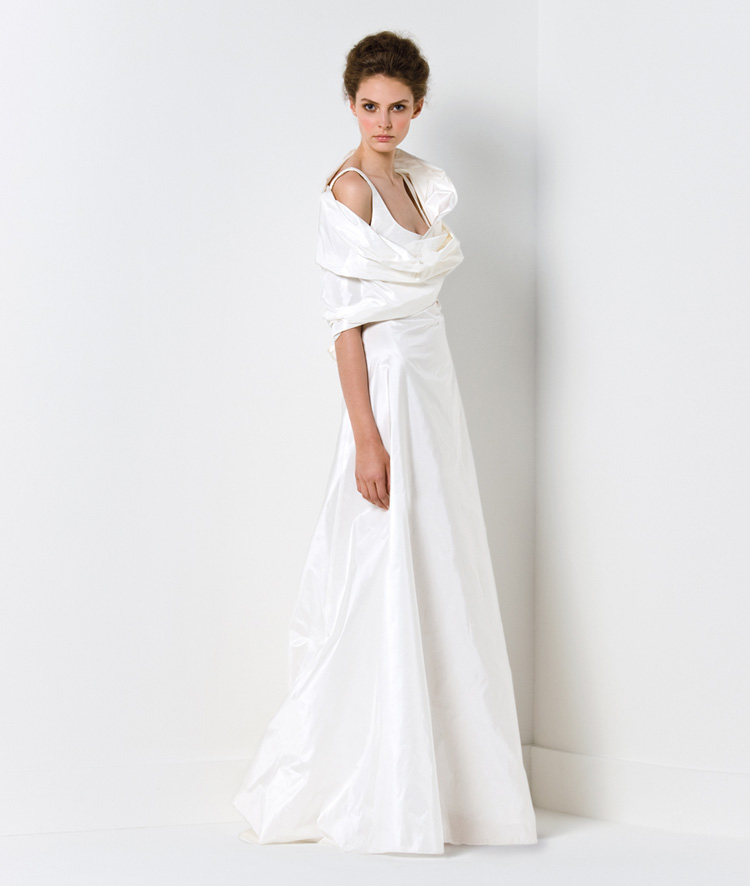 Chọn váy cưới cho cô dâu nhỏ nhắn - 15