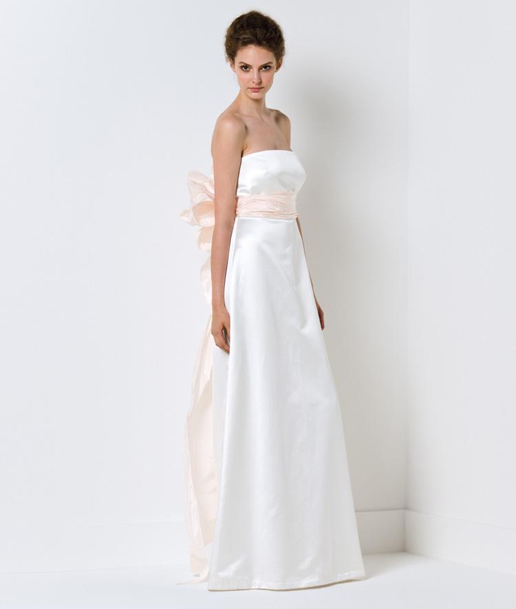 Chọn váy cưới cho cô dâu nhỏ nhắn - 17