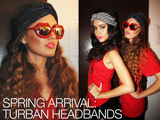 Làm mũ Turban sành điệu mà cực dễ - 4