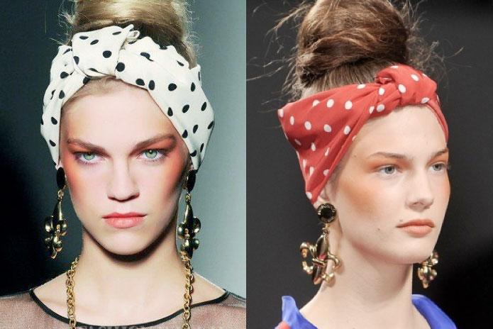 Làm mũ Turban sành điệu mà cực dễ - 3