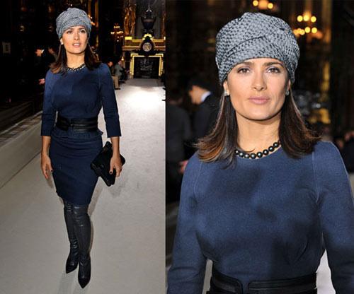 Làm mũ Turban sành điệu mà cực dễ - 11
