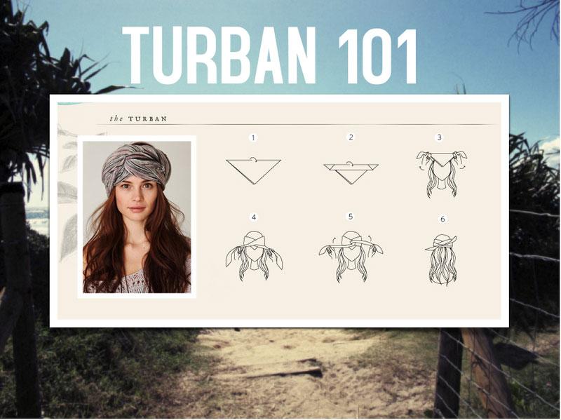 Làm mũ Turban sành điệu mà cực dễ - 14