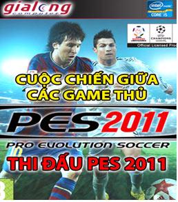 Game PES 2011 trên máy tính để bàn - 1