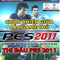 Game PES 2011 trên máy tính để bàn