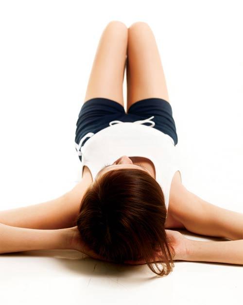 Bài tập cho vòng bụng phẳng - 3