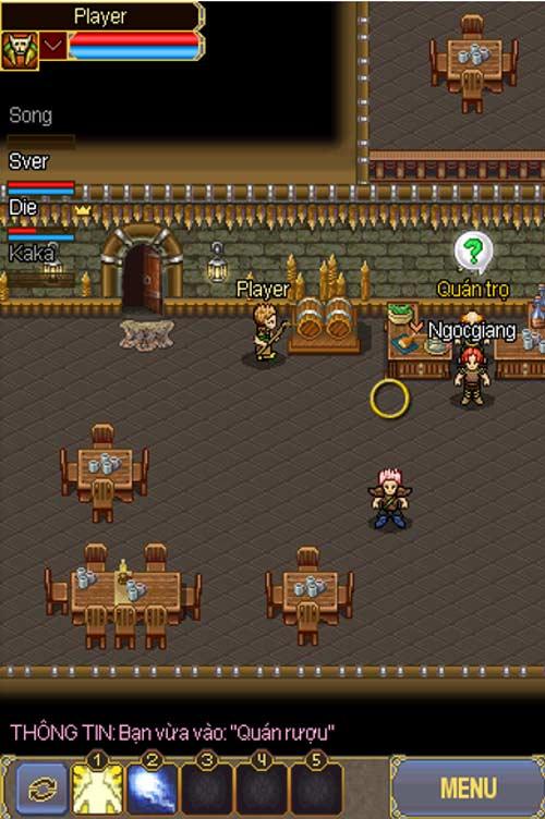 Chúa Nhẫn Online Game đa nền cho di động đầu tiên tại Việt Nam - 2