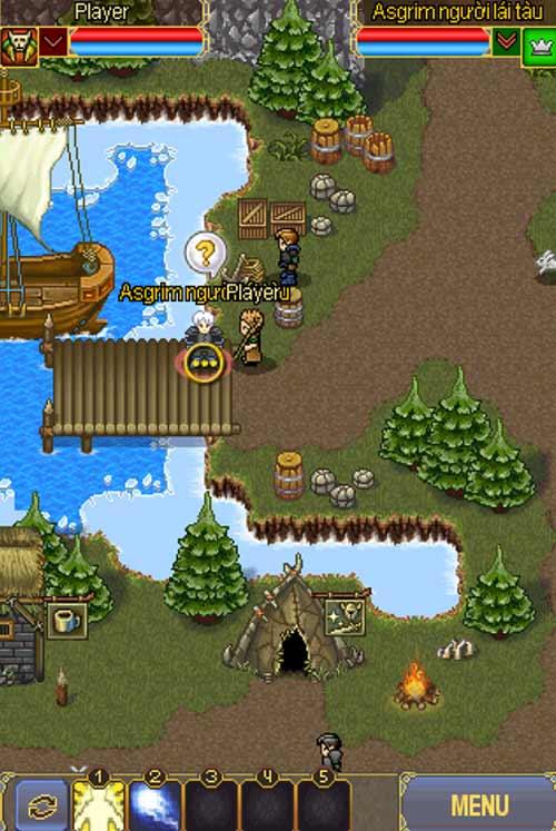 Chúa Nhẫn Online Game đa nền cho di động đầu tiên tại Việt Nam - 1