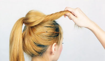 Dịu hiền, xinh tươi với kiểu tóc búi lạ mắt - 5