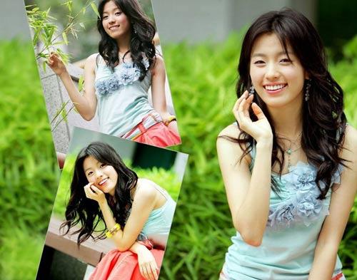 Han Hyo Joo sở hữu nụ cười đẹp nhất xứ Hàn - 4