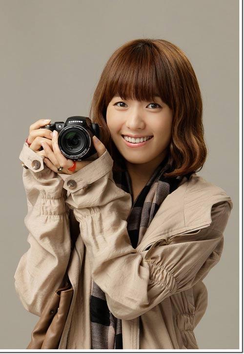 Han Hyo Joo sở hữu nụ cười đẹp nhất xứ Hàn - 1