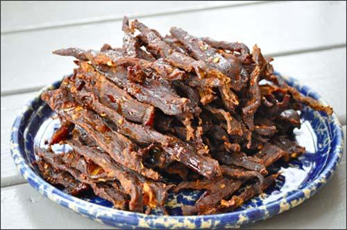 Cách làm món thịt bò khô thơm ngon - 4