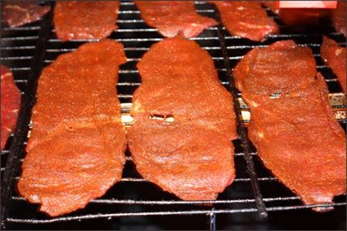 Cách làm món thịt bò khô thơm ngon - 1