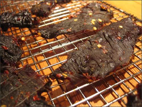 Cách làm món thịt bò khô thơm ngon - 2