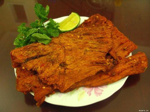 Cách làm món thịt bò khô thơm ngon - 6