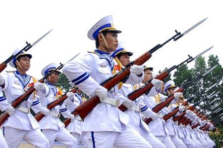 Hải quân Việt Nam luyện tập bắn đạn thật - 12