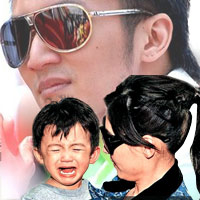"""Tạ Đình Phong bị vợ """"cắm sừng""""?"""