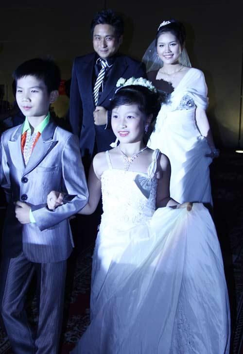 Ngắm ảnh cưới của diễn viên Minh Tiệp - 4