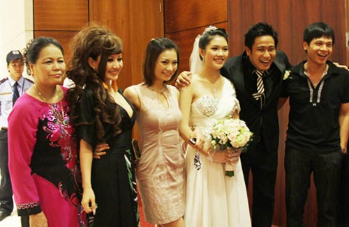 Ngắm ảnh cưới của diễn viên Minh Tiệp - 3