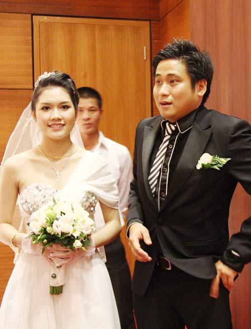 Ngắm ảnh cưới của diễn viên Minh Tiệp - 2