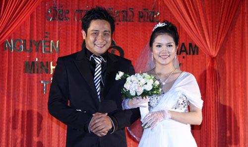 Ngắm ảnh cưới của diễn viên Minh Tiệp - 1
