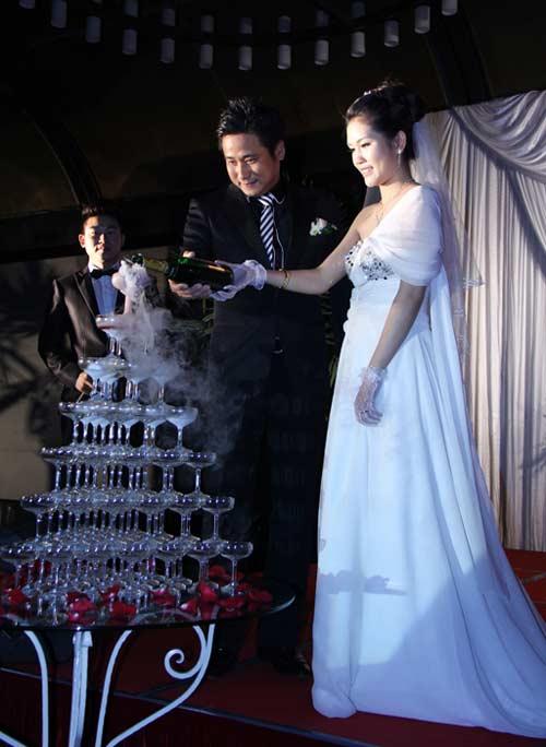 Ngắm ảnh cưới của diễn viên Minh Tiệp - 12