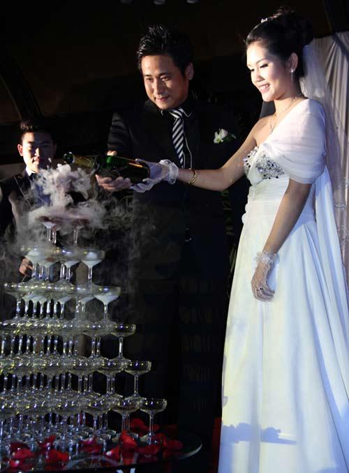Ngắm ảnh cưới của diễn viên Minh Tiệp - 11